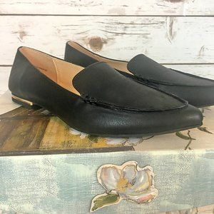 Express Black Loafers Flats - Size 7